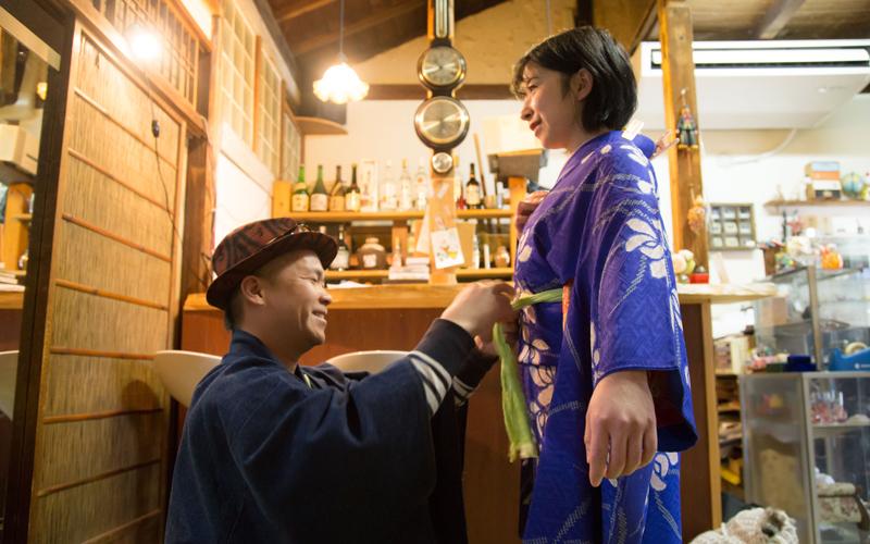 着付け料金 宮川徳三郎商店
